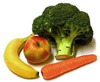 fruit&vegies help urethral syndrome